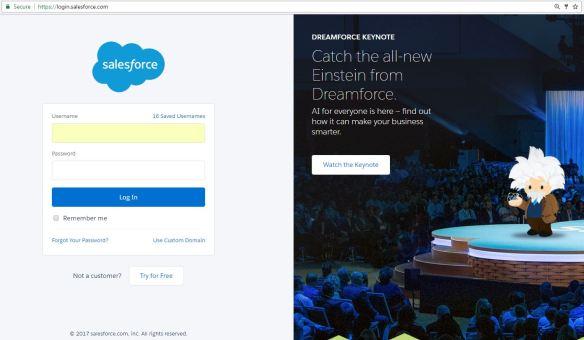 Brand Your Salesforce Login Screen | sfdcFanBoy