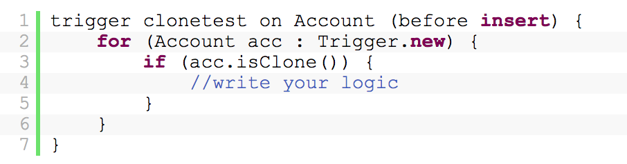 A Tip A Day #10 – ISCLONE in Trigger | sfdcFanBoy