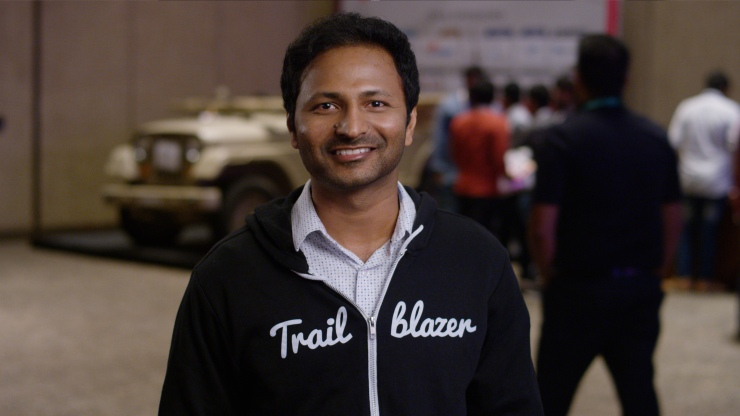 Manish Thaduri Trailblazer