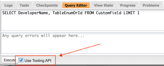 tooling api developer console custom fields created date sfdcfanboy